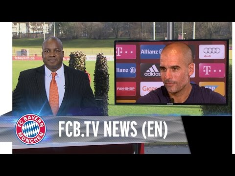 Pep Guardiola explains decision to leave Bayern