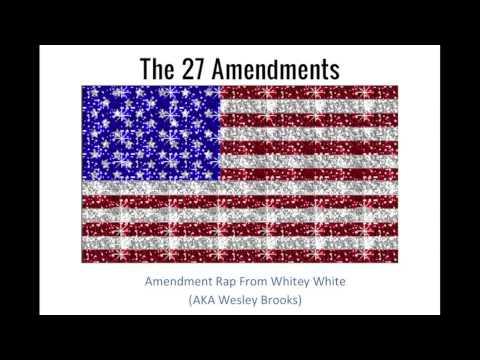 27 Amendments RAP