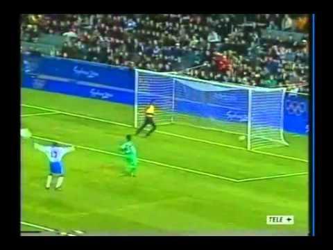 2000 (September 13) Nigeria 3-Honduras 3 (Olympics)