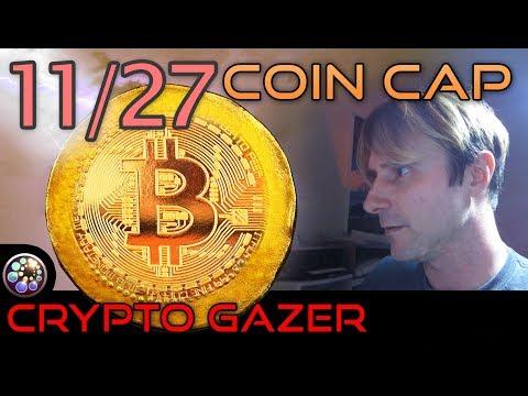 Coin Cap 11-27-17 Crypto Talk