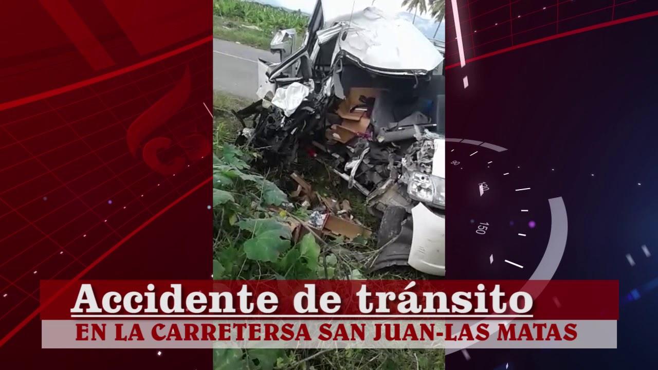 Resultado de imagen para Un muerto y un herido en fatal accidente de tránsito en San Juan