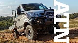 Iveco Daily 4x4 | Review | Truck TV Australia