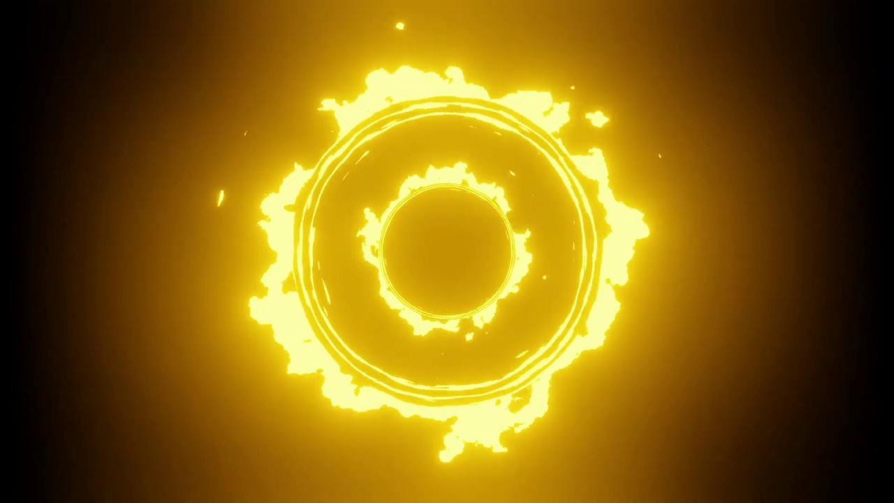 Make This Fireball Ring Effect In Eevee Blender 2 8