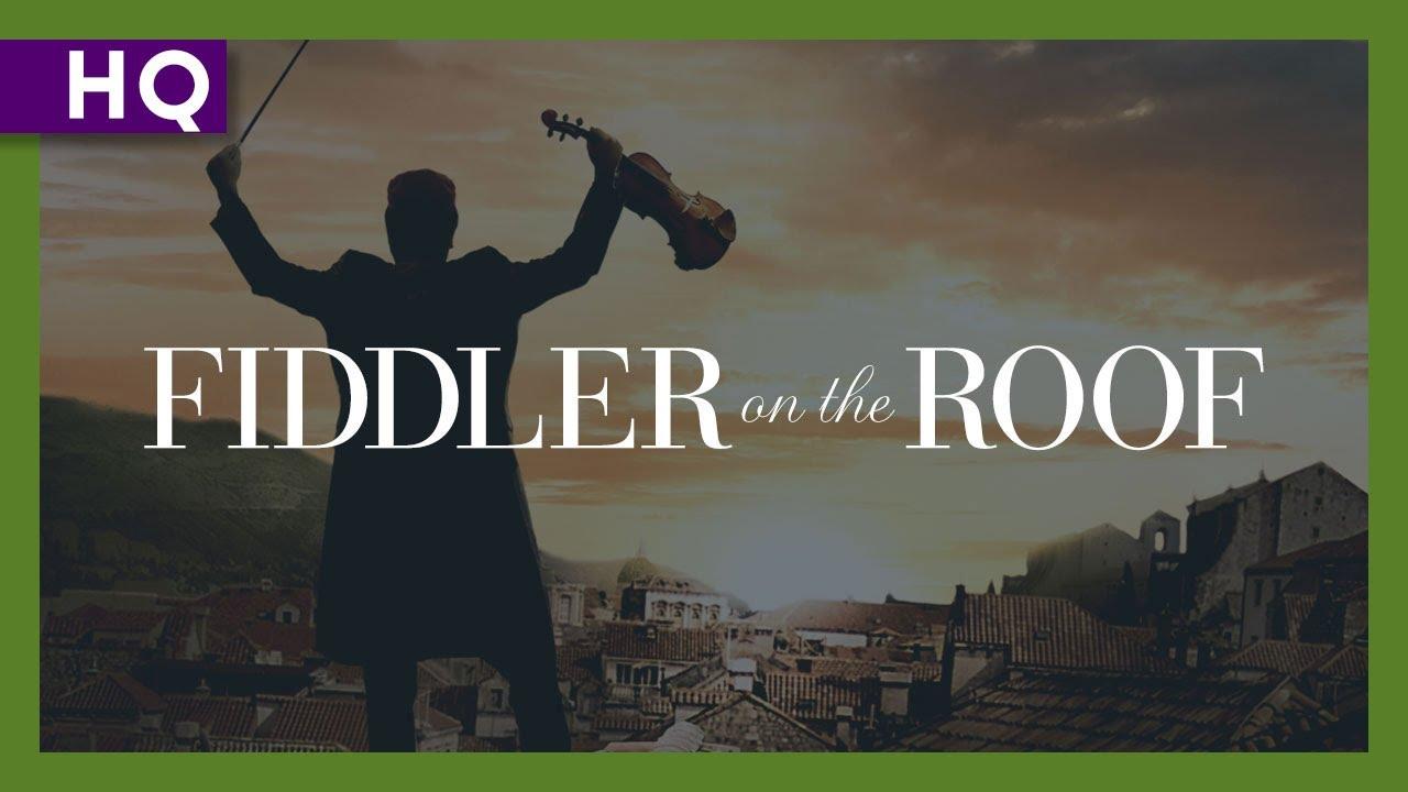 Fiddler on the Roof (1971) Trailer