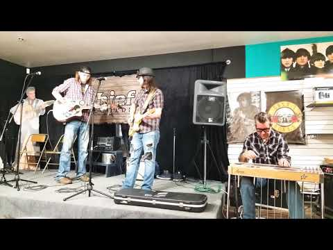 Tanner Sparks Band  ~ How Sorry I Am
