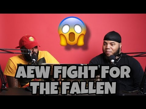AEW Fight For The Fallen 2019 Full Highlights HD (REACTION) 😱