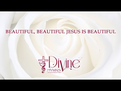 Beautiful, Beautiful Jesus is Beautiful - Divine Hymns - Lyrics Video