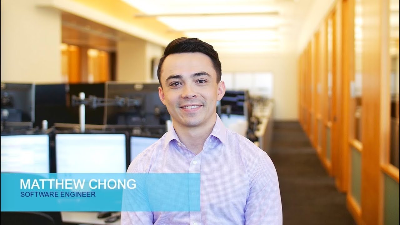 Citadel Year One: Matthew Chong - Software Engineer, Chicago
