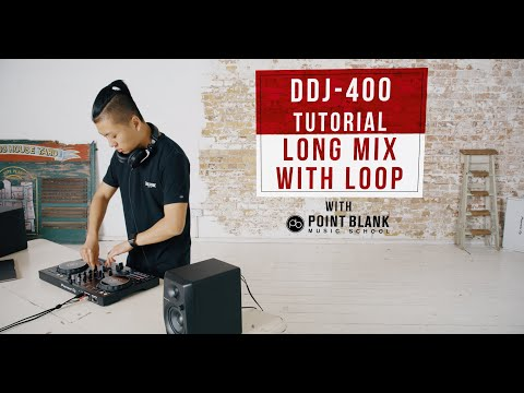 DDJ-400 Tutorials: Long Mix with Loop