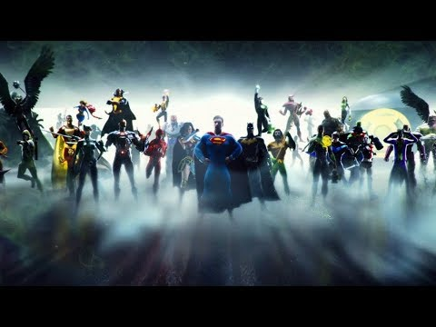 DC Extended Universe Top 25 Strongest Characters