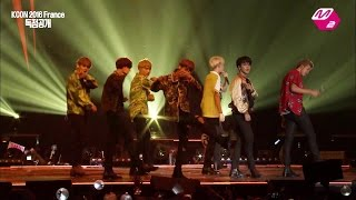 Video [M2]KCON 2016 France_BTS - I NEED U download MP3, 3GP, MP4, WEBM, AVI, FLV Juni 2018