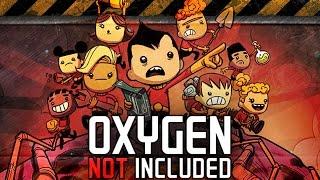 Кислород в комплект не входит - Oxygen Not Included - Превью от Рабочего Названия