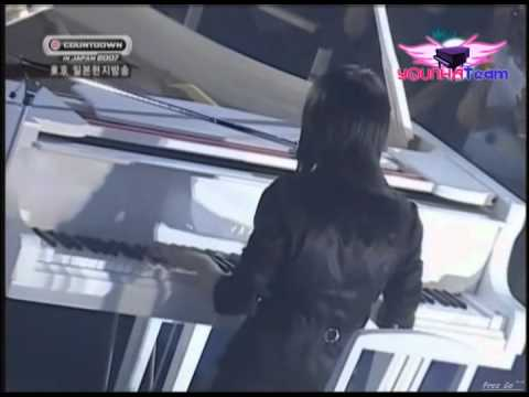 Younha - Houki Boshi LIVE MNET in Japan 07.08.07