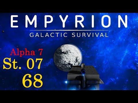 """Empyrion 7.6.1 S07-68 """"Ningues Orbit, der Hammer!"""" Let's Play Gameplay German Deutsch"""