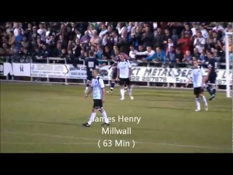 Dartford Football Club Pre season goals.