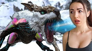 SNOW DRAGON! - ARK Survival Evolved (Episode 8)