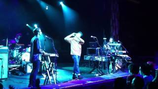 """Twin Shadow- """"I Don't Care"""" live in Santa Ana"""