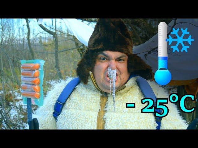 IZAZOV - 24 sata NA PLANINI