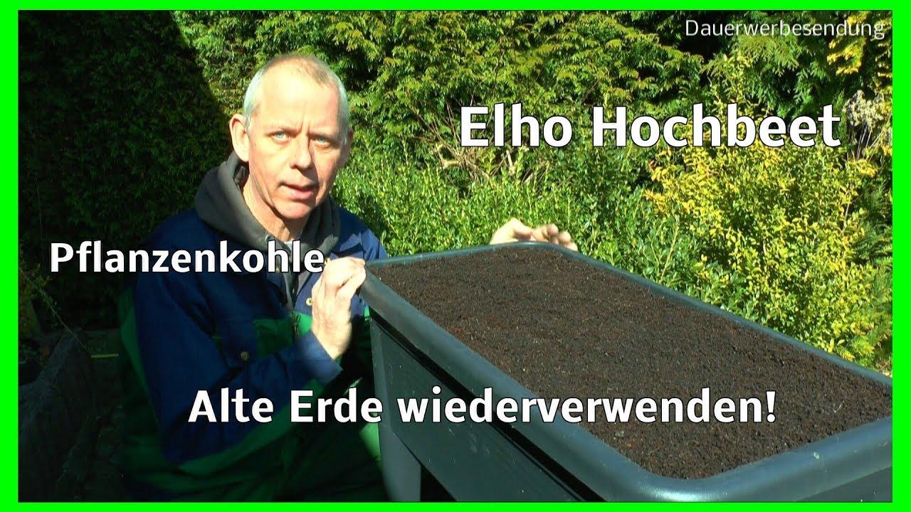 Elho Hochbeet Fitt Fur Den Fruhling Machen Erde Aufwerten Und Wieder