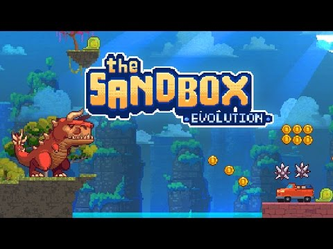 The Sandbox Evolution - Build and Destroy the World! - Let's Play The Sandbox Evolution