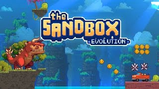 The Sandbox Evolution - Build and Destroy the World! - Let's Play The Sandbox Evolution