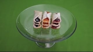 Cookie Recipes - How To Make Jam Kolaches