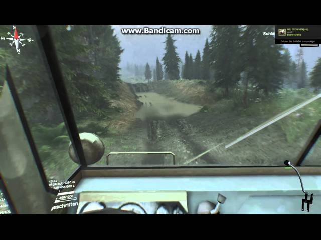 Hard ride with a TATRA-813