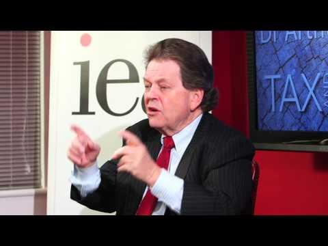 IEA - In Conversation with Dr Arthur Laffer 2016