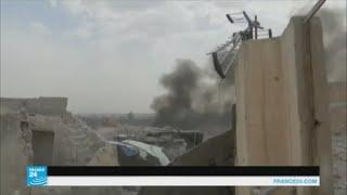 الجيش العراقي يواصل القتال في الموصل رغم إعلان النصر وتحرير المدينة بالكامل