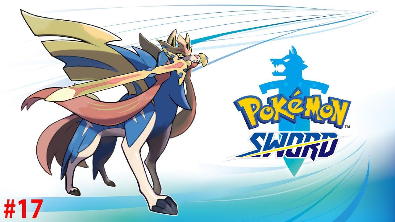 Pokemon Sword #17: Truy tìm Bộ tứ thánh kiếm sĩ - YouTube