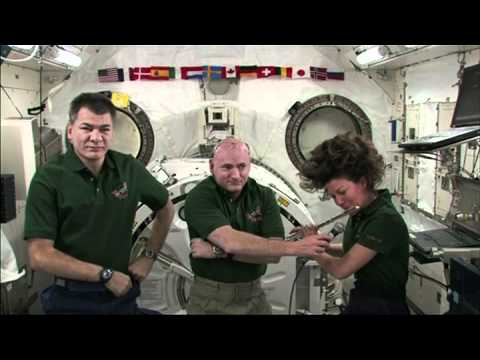 Dosvedanya Mio Bombino: Musical best wishes to astronauts Paolo & Aleksandr for ATV docking