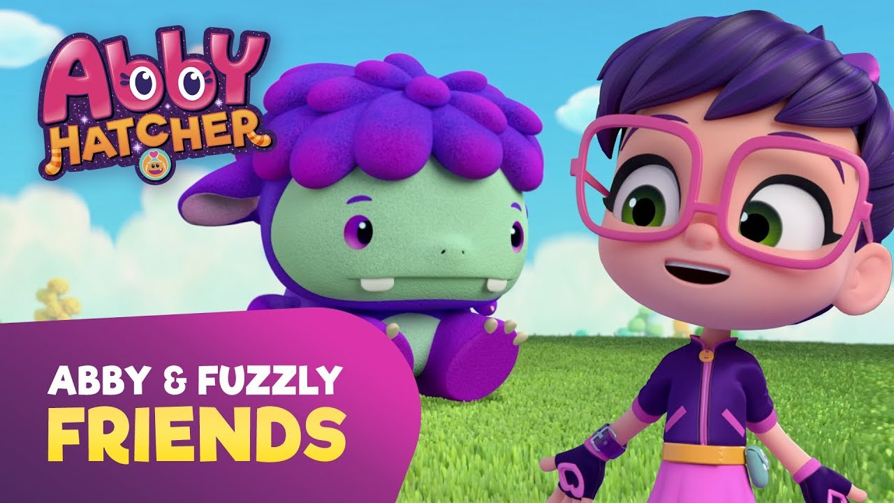 Abby Hatcher | Grumbles Has the Hiccups | PAW Patrol Official & Friends