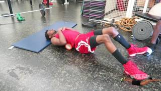 ANDREW WIGGINS 2016 OFFSEASON TRAINING. WITH TRAINER SEON HOLMES