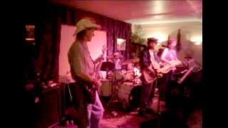 Carolyn Davis & Phil 'The Hat' Band with Greg Slusher - Bass Guitar...