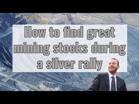 How to find great mining stocks during a silver rally: w/Andrew Pollard of Blackrock Silver
