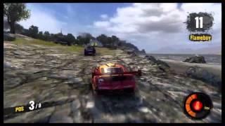 MotorStorm: Apocalypse Gameplay