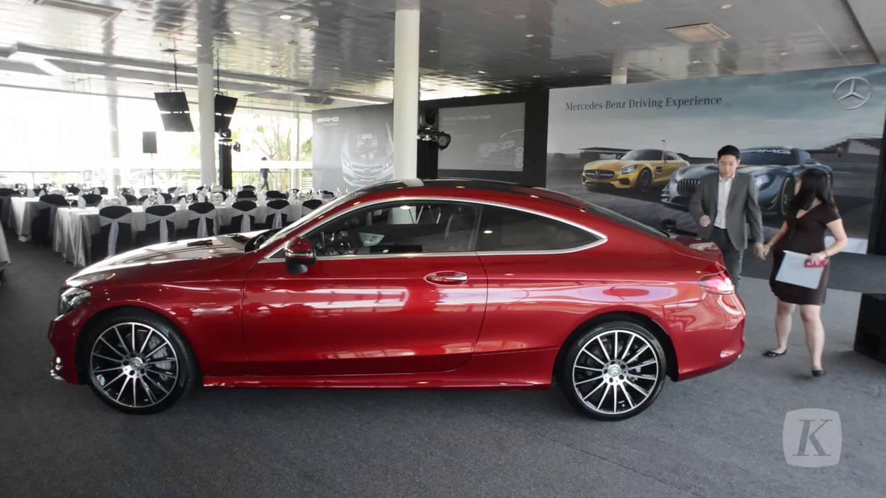 Mercedes C Class Coupe >> Menjajal Mercedes Benz C Class Coupe