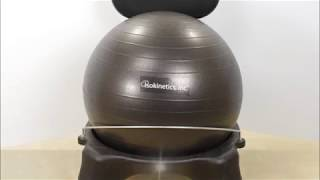 isokinetic balance ball chair