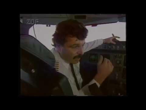 LUFTHANSA Airbus A340 Route Proving 1993 [DOKU]