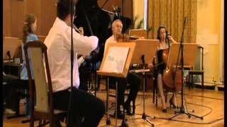 Antonin Dvorak: Piano quintet in A major op. 81