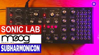 Sonic LAB Moog Subharmonicon
