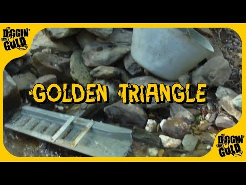 A Quick Dig in the Golden Triangle | Gold Prospecting Australia