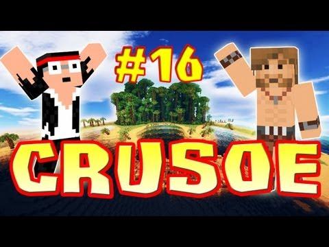 Crusoe ep 9 bob retrouve ses esprits fanta et bo for Dans jungle terrible jungle le lion est mort ce soir youtube