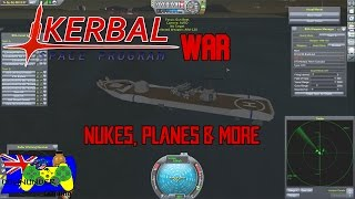 Kerbal Space Program War - Nukes, Tanks & Mass Battles