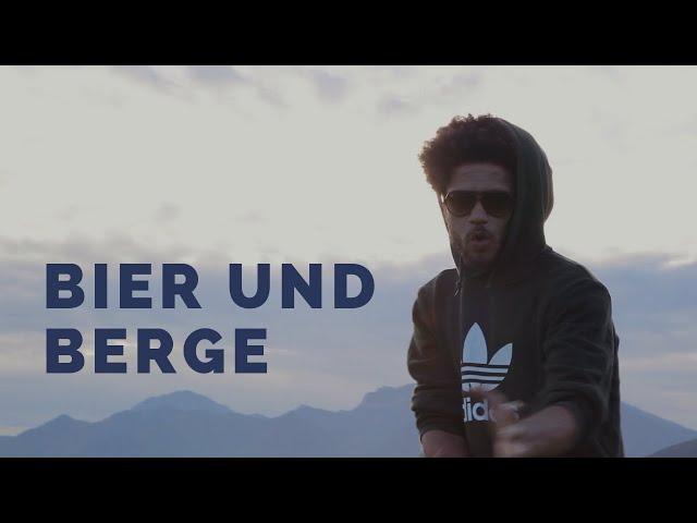 Damion Lee - Bier und Berge (offizielles Musikvideo)