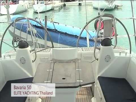 "Bavaria 50  Video - Phuket Yacht Charter - Bareboat ""Zephyros"" by Elite Yachting"