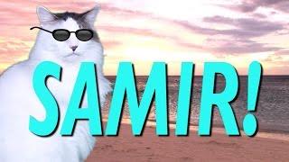 HAPPY BIRTHDAY SAMIR EPIC CAT Happy Birthday Song
