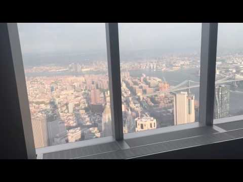 """Andrew2007 Visits The """"Freedom Tower"""" 