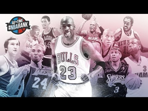 Top 10 Shooting Guards of All Time