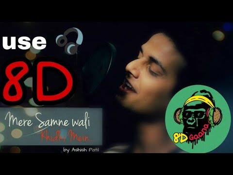 mere-samne-wali-khidki-mein-8d-version- -8d-gaana- -ashish-patil- -kishore-kumar- -use-🎧